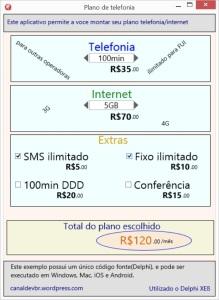 Tela02AplicativoDelphiTelefonia