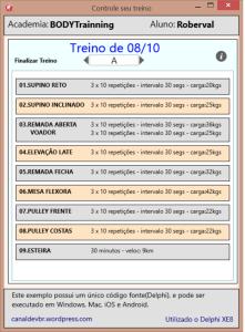 TelaTreinoAcademia